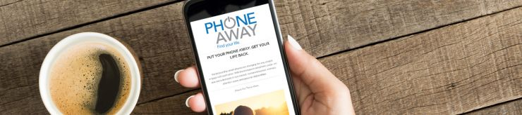 Phone Away Resources